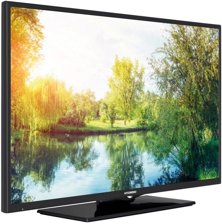 0e89747b1 Vďaka televízoru Hyundai FLR 40T211 SMART v elegantnej čiernej môžete  sledovať obľúbené TV vysielanie vo svojej obývačke. Televízor je zaradený  do ...