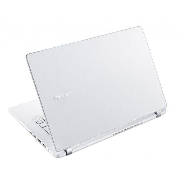 e9127af9c1 Notebook ACER Aspire V13 V3-371-39X4 vás už na prvý pohľad zaujme svojím  elegantným a čistým dizajnom. Biela farba