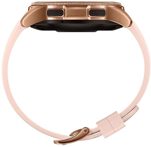 2e5aed6272 Samsung Galaxy Watch 42mm ružovo-zlaté