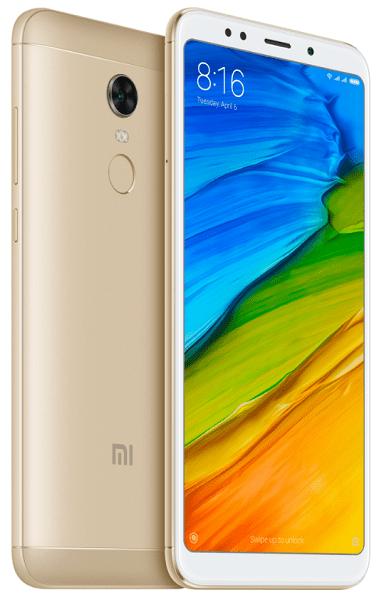 0b0f710c330b7 Xiaomi Redmi 5 Plus 64 GB zlatý · Výrobca: Xiaomi