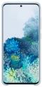 Samsung Leather Cover puzdro pre Samsung Galaxy S20, modrá