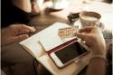 FIXED FIT knižkové puzdro Samsung Galaxy Note 8, biele