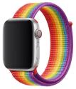 Apple Watch 40 mm športový prevliekací remienok Pride Edition