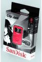 SanDisk Sansa Clip Jam 8 GB ružový