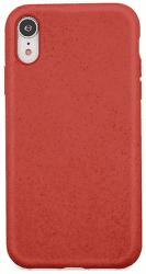 Forever Bioio zadný kryt pre Apple iPhone Xs a X, červená