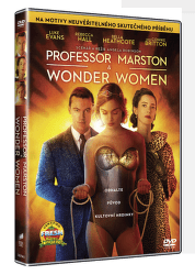 Professor Marston & Wonder Women DVD