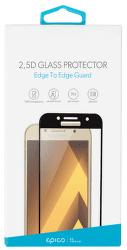 Epico 2,5D tvrdené sklo pre Galaxy A3 2017, čierne