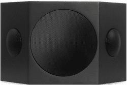Saxx curvedSOUND CR 10 čierny (1 pár)