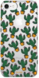 Flavr iPlate puzdro pre iPhone 8/7/6S/6, Kaktusy