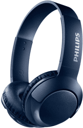 Philips Bass+ modré