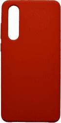 Mobilnet silikónové puzdro pre Huawei P30, červená