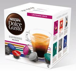 Nescafé Dolce Gusto Espresso Caramel Black Mix Box (16ks)