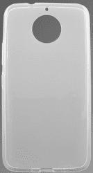 MOBILNET gumené puzdro pre Moto G5s Plus, priehľadné