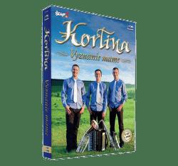DVD H - KORTINA-VYZNANIE MAME