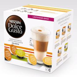 Nescafé Dolce Gusto Espresso Caramel White Mix Box (16ks)