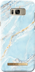 iDeal of Sweden Fashion puzdro pre Galaxy S8, Tyrkys marble