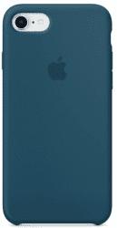 Apple silikónové puzdro pre iPhone 7/8, modrá