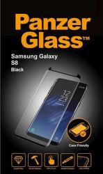 PanzerGlass Case Friendly tvrdené sklo pre Samsung Galaxy S8, čierna