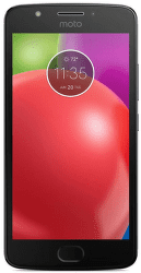Motorola Moto E4 NFC sivý