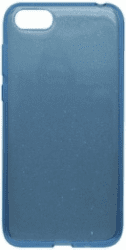 Mobilnet Crystal silikónové puzdro pre Huawei Y5 2018, modrá