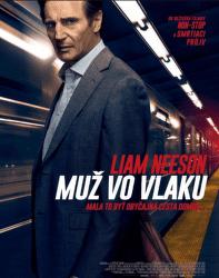 Muž vo vlaku - DVD