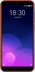 Meizu M6T 32 GB červený