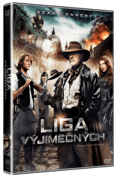 Liga výjimečných - DVD film