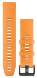 Garmin QuickFit 22 remienok, oranžový