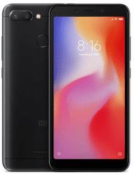 Xiaomi Redmi 6 64 GB čierny