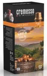 CREMESSO Cafe Ethiopia Apricot - kapsulova kava 16 ks