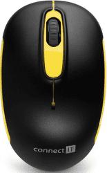 Connect IT CMO-1000 žltá