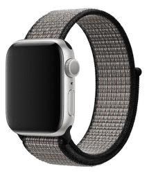 Apple Watch 40 mm Nike športový prevliekací remienok, noblesne modrý/lávovo oranžový