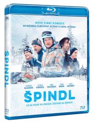 Špindl - Blu-ray film