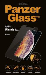 PanzerGlass Standard Privacy tvrdené sklo pre Apple iPhone Xs Max, transparentná