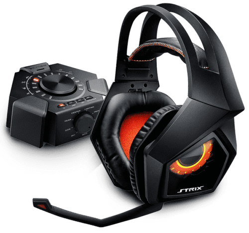 Asus Strix 7.1, USB Headset