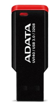 A-DATA UV140 32GB USB 3.0 červený