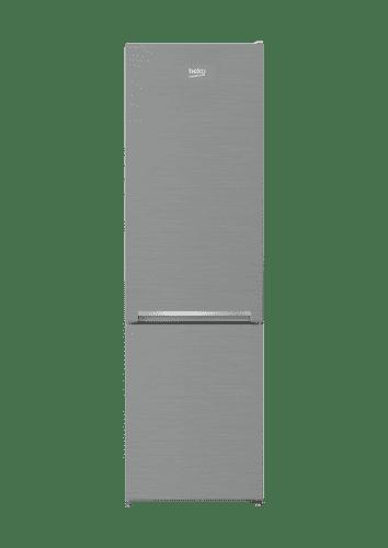 Beko RCSA300K30XP, nerezová kombinovaná chladnička