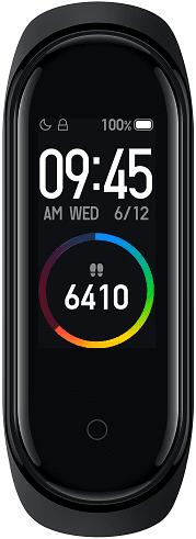 Xiaomi Mi Band 4 čierny