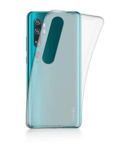 Fonex Invisible puzdro pre Xiaomi Mi Note 10 transparentná