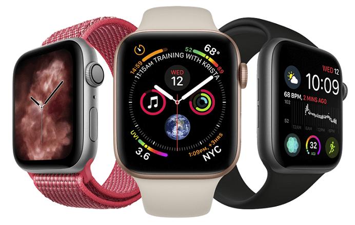 65eb9226e5 ... vybrať pokojne každý deň iný ciferník z veľkej ponuky. Apple Watch  Series 4 40 mm tak budú tak vždy vašim elegantným a šikovným kolegom alebo  parťákom