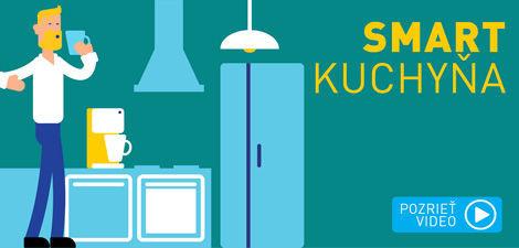 Smart kuchyňa