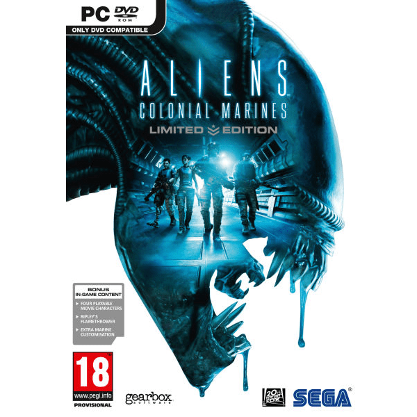 PC - Aliens: Colonial Marines - LE
