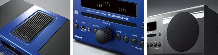 Yamaha MCR-B043