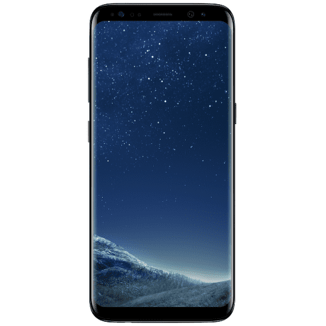 SAMSUNG Galaxy S8_Midnight Black