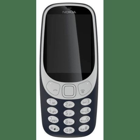 NOKIA 3310_DS_EU_BLU, Mobilný telefón