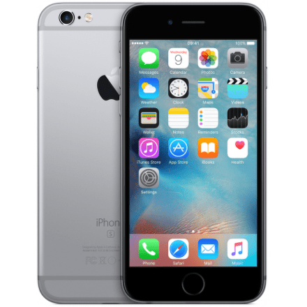 Apple iPhone 6 32GB šedý