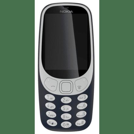 Nokia 3310 Dual SIM modrý