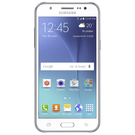 Samsung J500F Galaxy J5 Duos (biely)