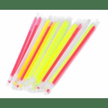 Svietiace tyčinky - chemické svetlo,  15 ks balenie