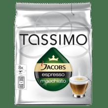 Tassimo Jacobs Espresso Macchiato (8ks)
